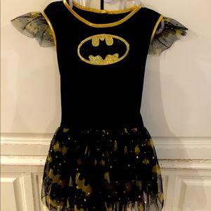Batgirl/super hero costume